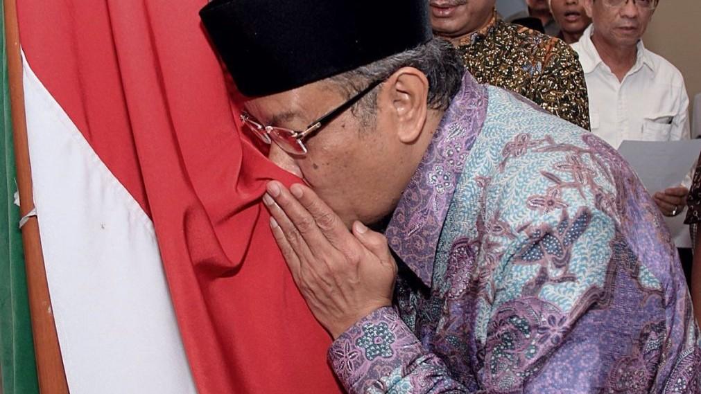 Besok, Kiai Said Pimpin Upacara Bendera di Gedung PBNU