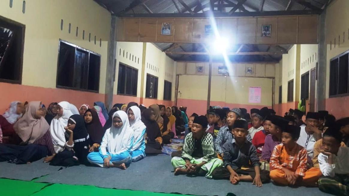 Ratusan Santri dan Pelajar di Lombok Timur Masuk IPNU