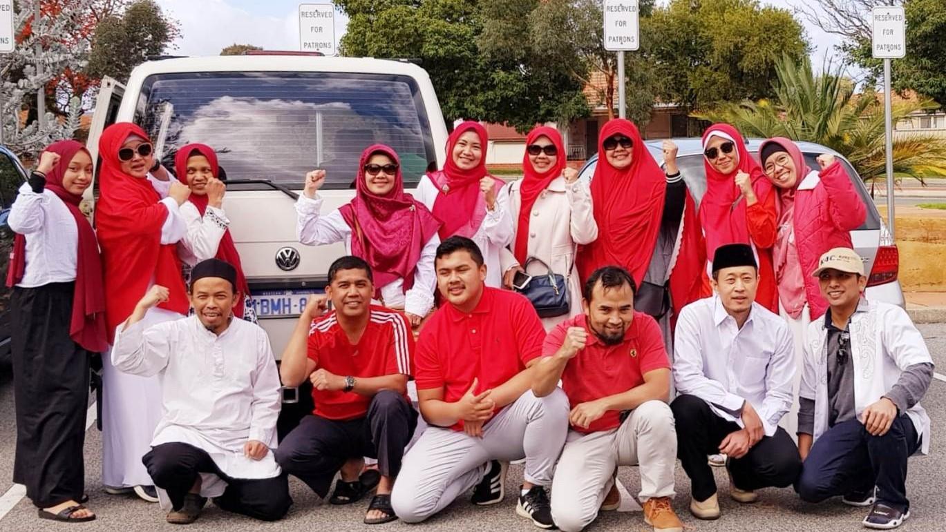 Obati Rindu Indonesia, Madrasah Darul Ma'arif Perth Gelar HUT Sendiri
