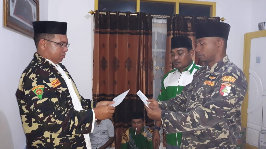 PW GP Ansor Papua Barat Imbau Masyarakat Tak Perkeruh Suasana