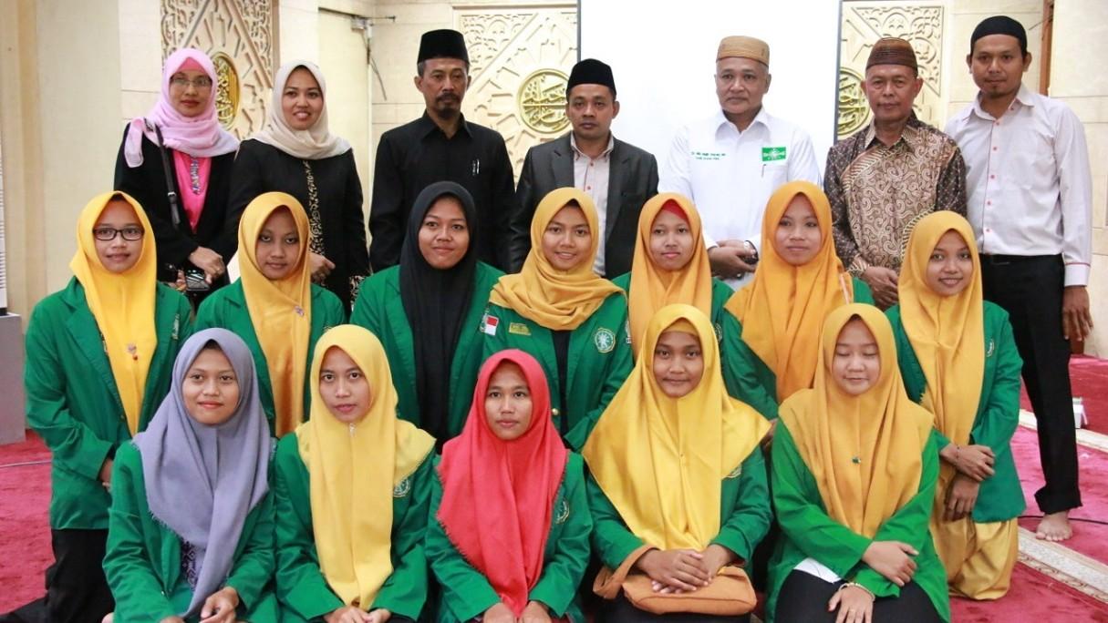 PBNU Terima Kunjungan Ratusan Mahasiswa IAIMNU Metro Lampung