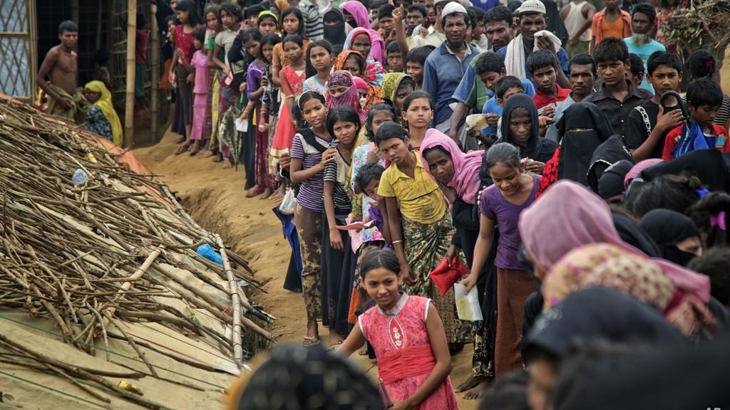 3500 Pengungsi Rohingya Siap Dipulangkan ke Myanmar