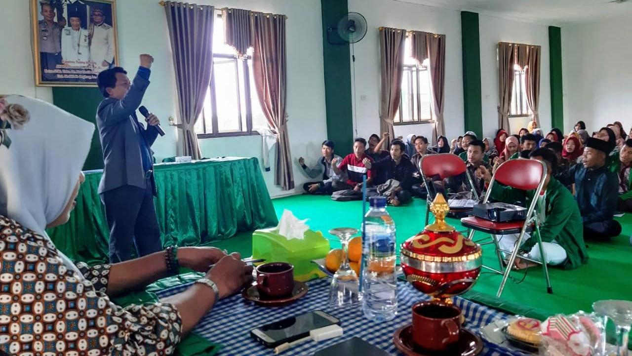 Seminar di STAI Tulang Bawang, Mahasiswa Motor Perubahan Sosial