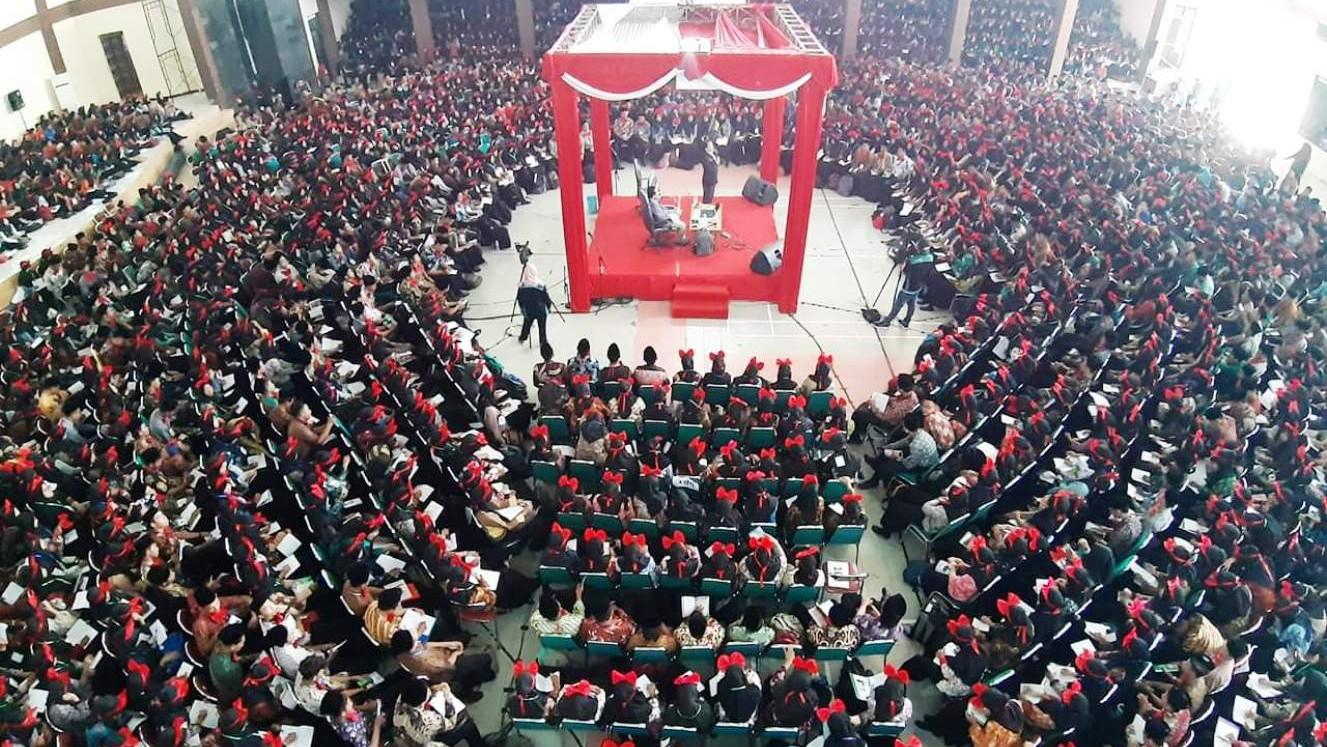 Mahasiswa Hendaknya Pimpin Wacana Keagamaan Moderat