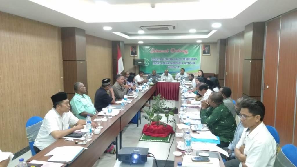 Kerukunan Antartokoh Penting untuk Keamanan Papua