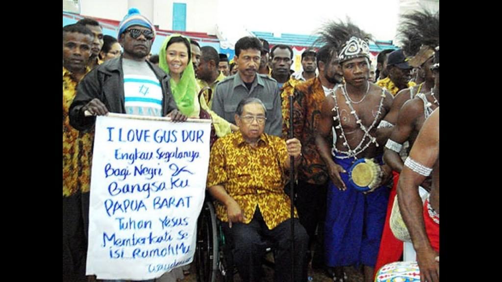 Gus Dur dan Kongres Rakyat Papua