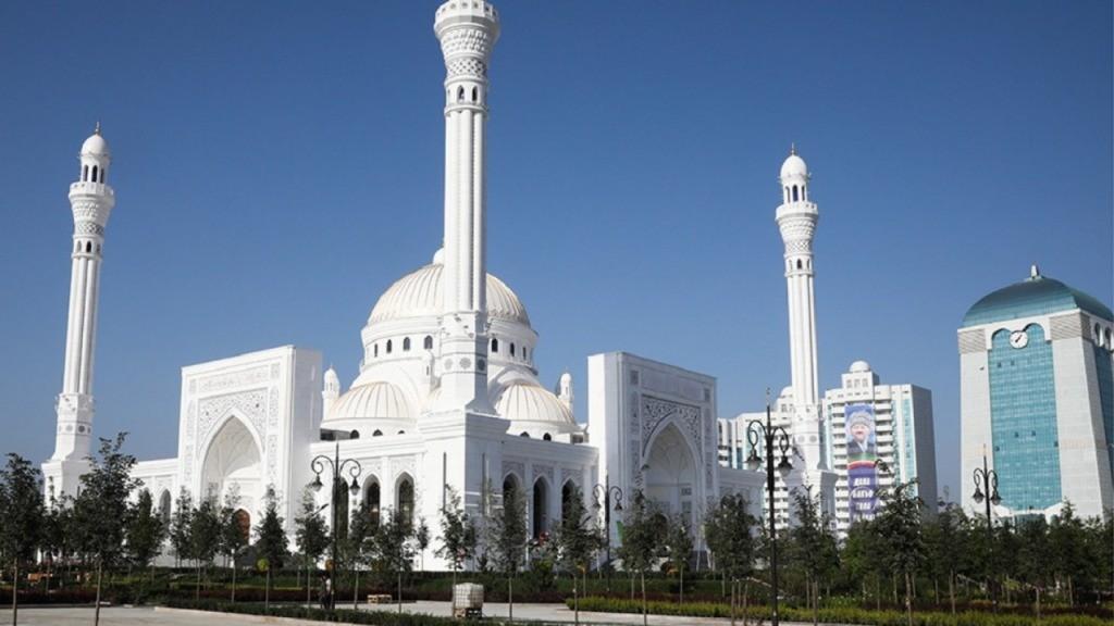 Prophet Mohammed, Masjid Terbesar di Eropa Resmi Dibuka