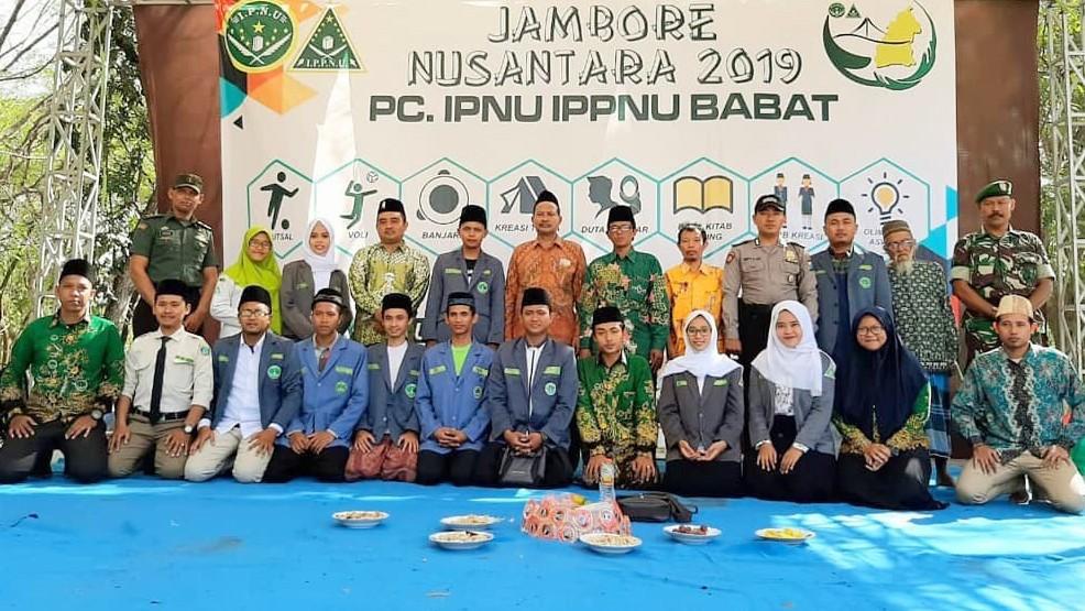 Jambore Nusantara IPNU-IPPNU Babat untuk Ukhuwah Islamiyah