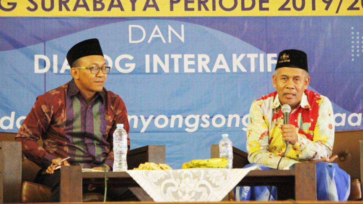 Ketua NU Jatim: Program PMII Harus Dirasakan Masyarakat