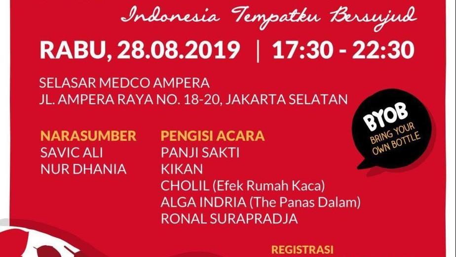 Malam Ini, Komuji Jakarta Kembali Gelar Picnikustik