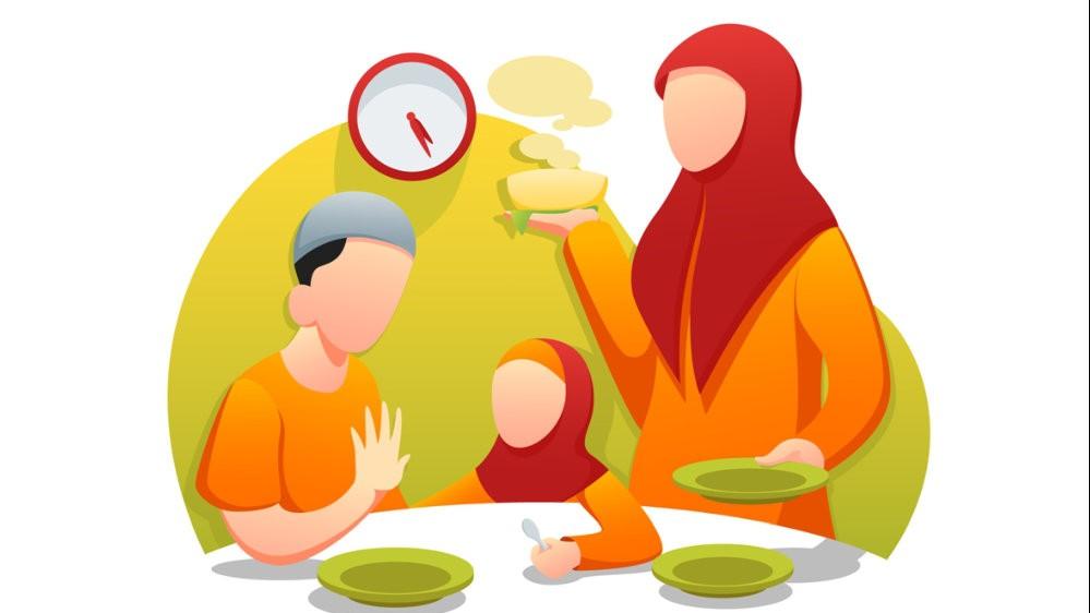 Pola dan Cara Makan Rasulullah (2)