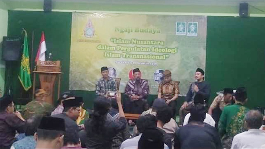 Lakpesdam dan Lesbumi Solo Sampaikan Sikap Menjamurnya Islam Transnasional