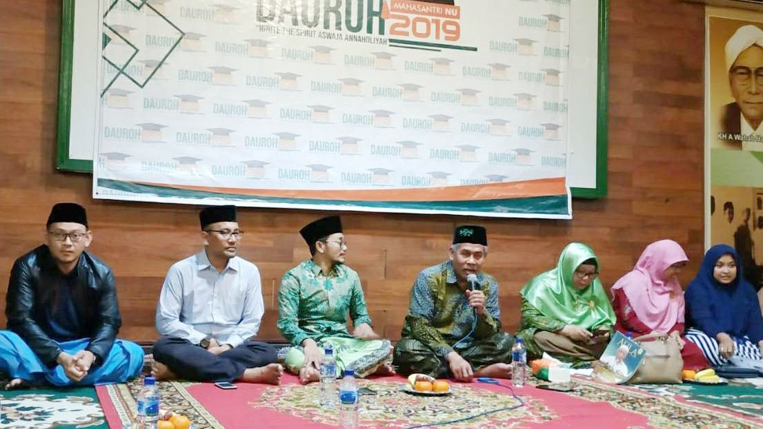 Ketua NU Jatim: Mahasiswa NU Harus Perkuat Ruang Keagamaan di Kampus
