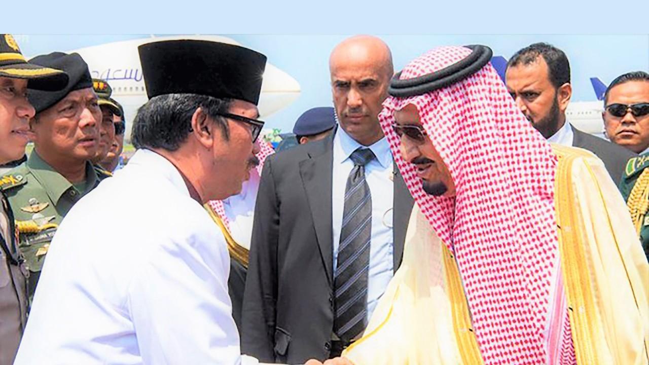 Pemerintah Arab Saudi Cairkan Santunan Korban Crane 2015