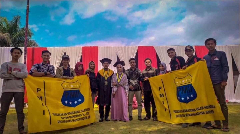 Geliat PMII di Universitas Muhammadiyah Jember
