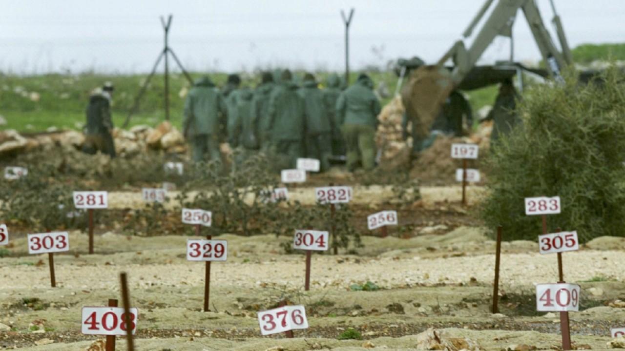 Palestina Tekan Israel Kembalikan 51 Jenazah Syuhada