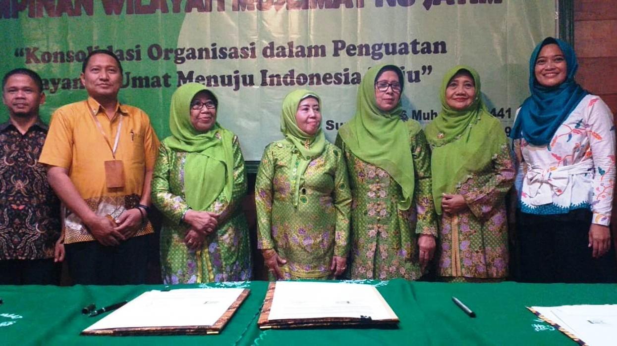 Muslimat NU Jatim Segera Miliki Layanan Klinik di Setiap Cabang