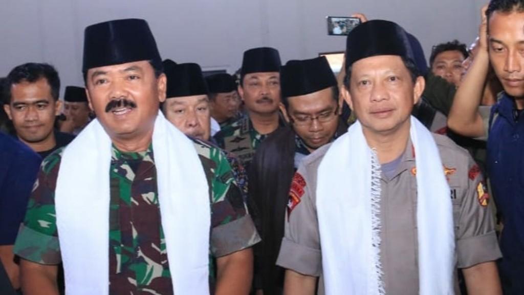 MDHW Apresiasi Langkah TNI dan Polri Pulihkan Perdamaian di Papua