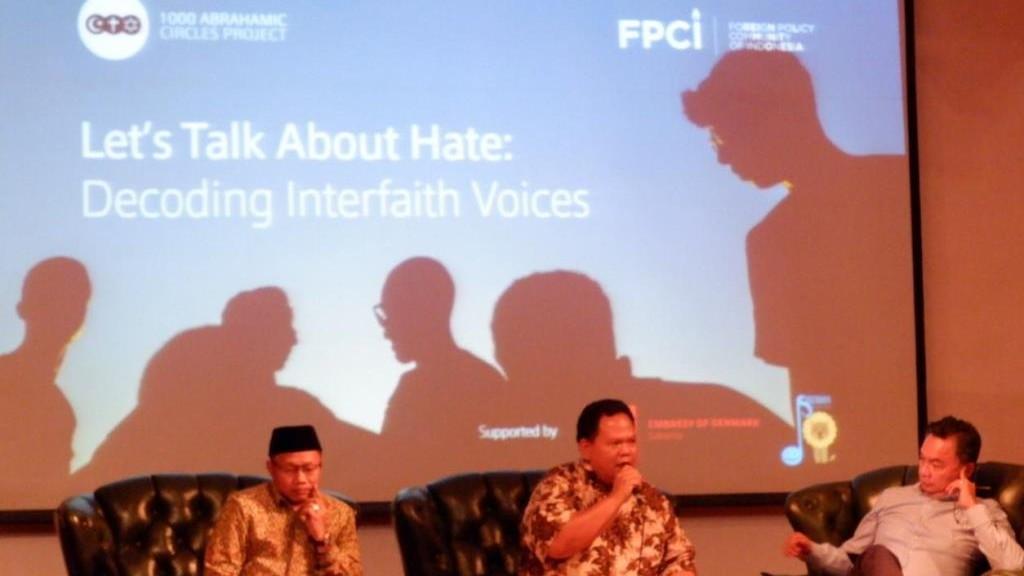 Dua Solusi GP Ansor Tangani Kebencian Antarkelompok Agama