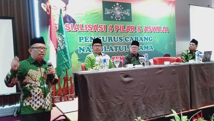 NU Semarang Bentengi Sekitar Kampus dari Ancaman Radikalisme
