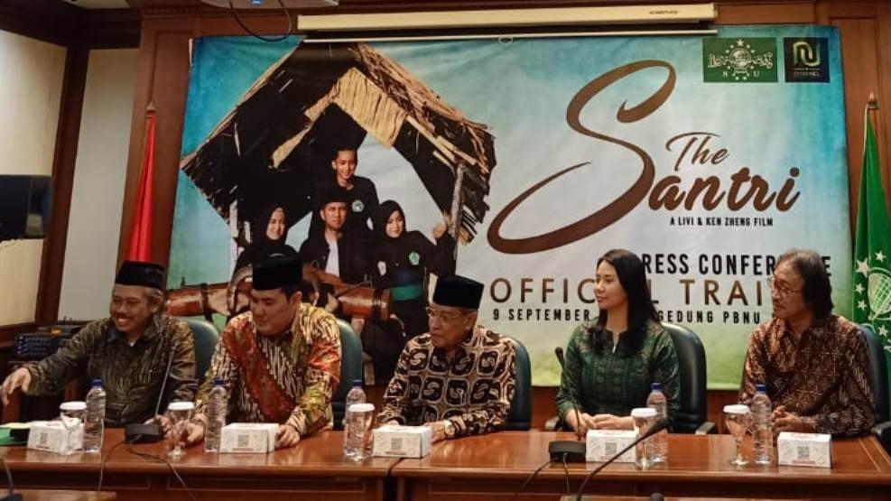 "PBNU melalui NU Channel Siap Luncurkan Film ""The Santri"""