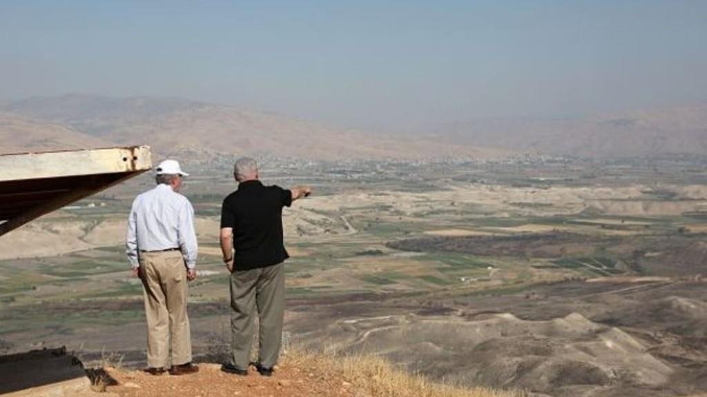 Rencana PM Israel Caplok Lembah Yordania Dikecam Dunia