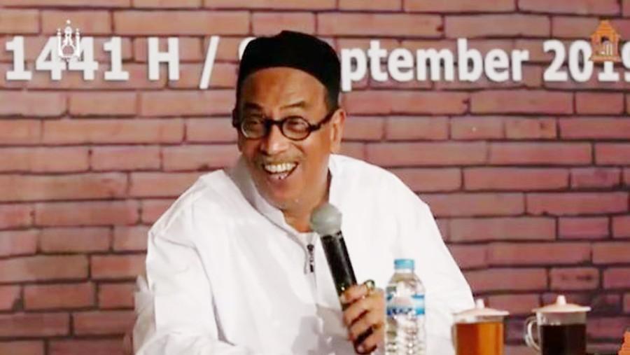 Habib Umar Jelaskan Akhlak Waliyullah di Buka Luwur Sunan Kudus