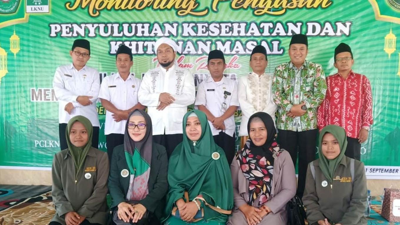 LKNU Bondowoso dan Universitas Ibrahimy Gelar Khitanan Massal