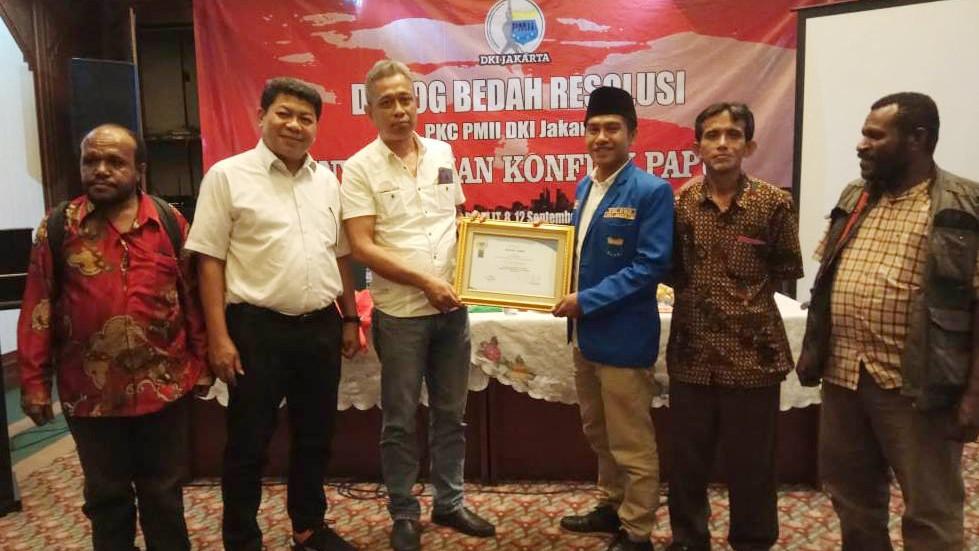 PMII DKI Jakarta: Papua Harus Diberi Perhatian Lebih