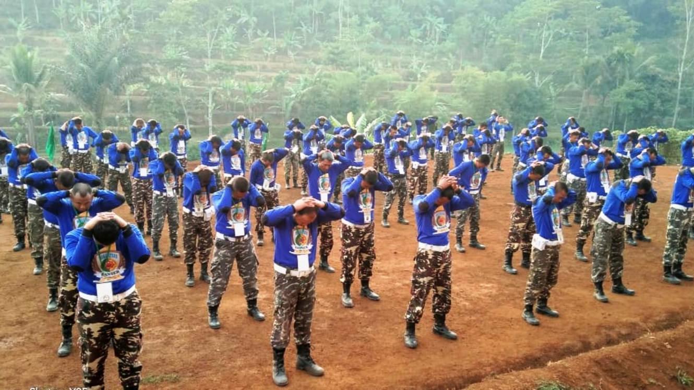Ratusan Corps Provost Banser se-Jawa Barat Ikuti Diklat Khusus