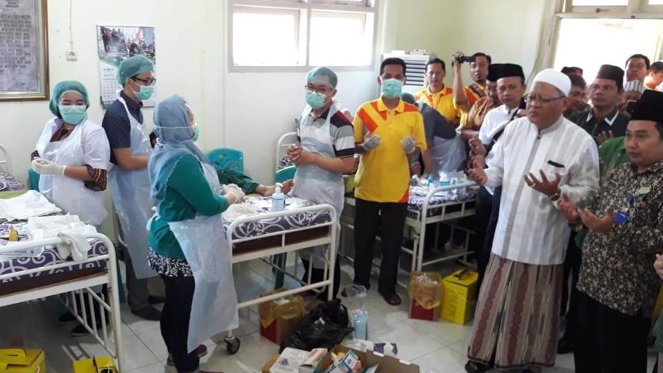 Gelar Khitanan Massal, RSINU Demak Gandeng Dokter NU Semarang