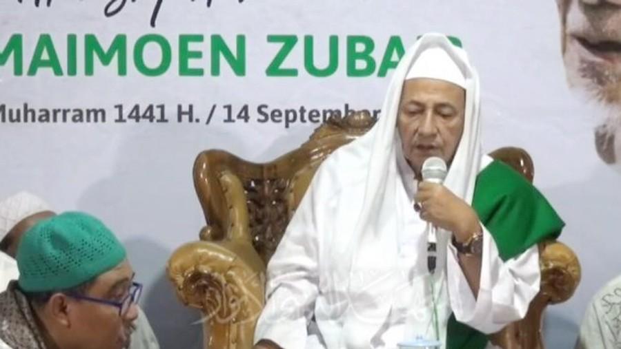Habib Luthfi: Mbah Maimoen 'Hamlul Bala' fi Indonesia'