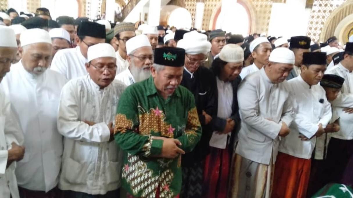 Kesaksian Ketua NU Jatim terhadap Almarhum Fuad Amin Imron