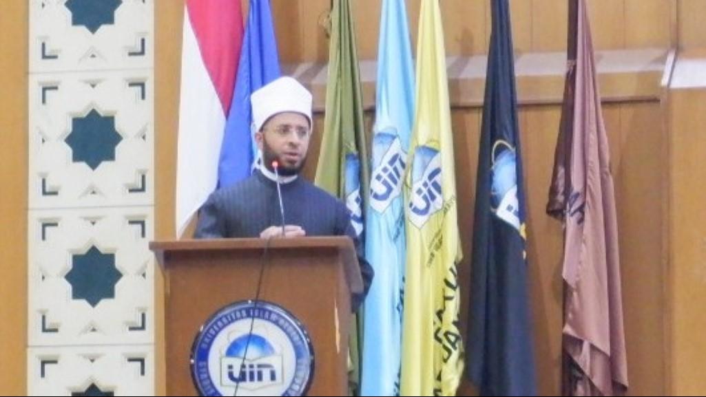 Penasihat Presiden Mesir: Kasih Sayang Kunci Agama
