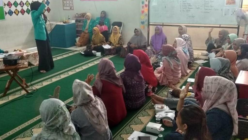 Yayasan Pendidikan Muslimat NU Inisiasi Gerakan Orang Tua PAUD Antihoaks