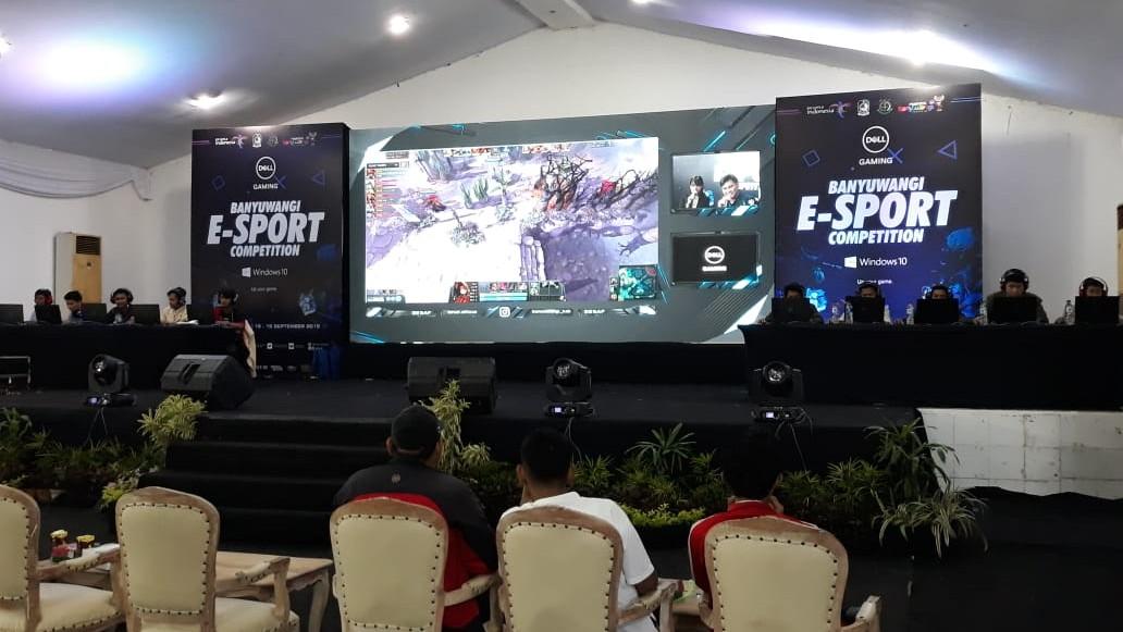 Festival Banyuwangi E-Sport Competition, Wujud Pemerintah Akomodasi Bakat Milenial