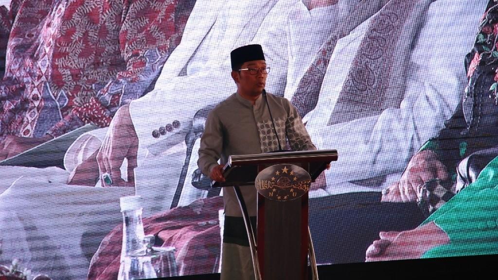 Ridwan Kamil: Jawa Barat Siap Jadi Tuan Rumah Muktamar Ke-34 NU