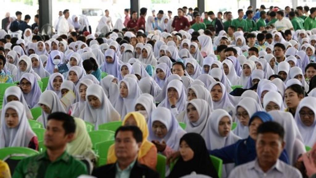 Thailand Didesak Hapus Kebijakan Awasi Mahasiswa Muslim