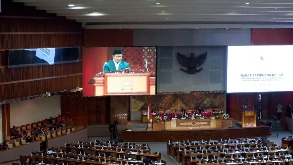 Lahirnya UU Pesantren Bentuk Negara Beri Afirmasi Pesantren