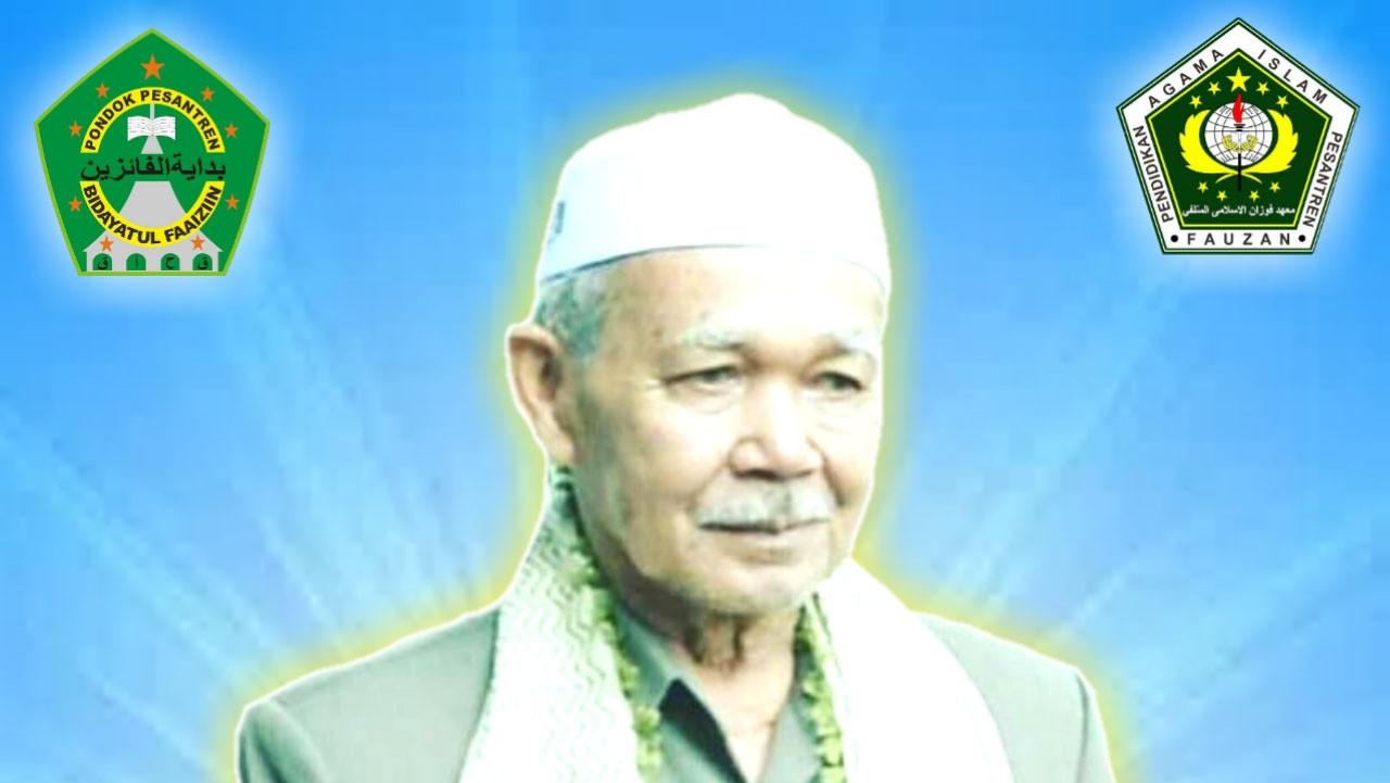 Innalillahi, Pengasuh Pesantren Bidayatul Faizin Garut KH Aceng Umar Ishaq Wafat