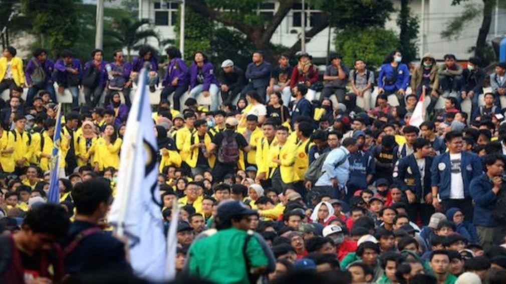 Aktivis 98 dan Demo Mahasiswa Kini