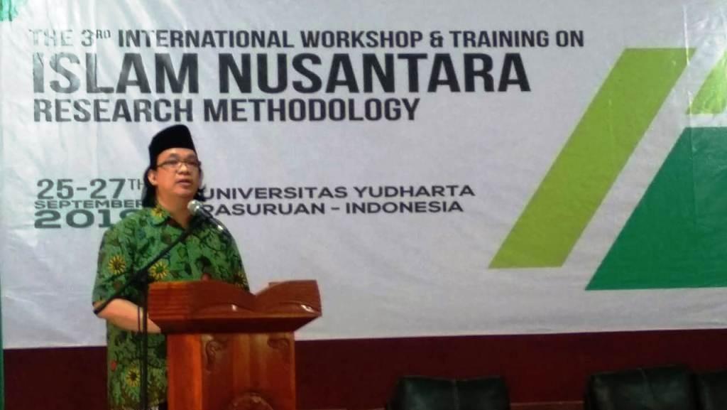 Gus Nadir Beberkan Alasan Islam Nusantara Ramai Dibicarakan