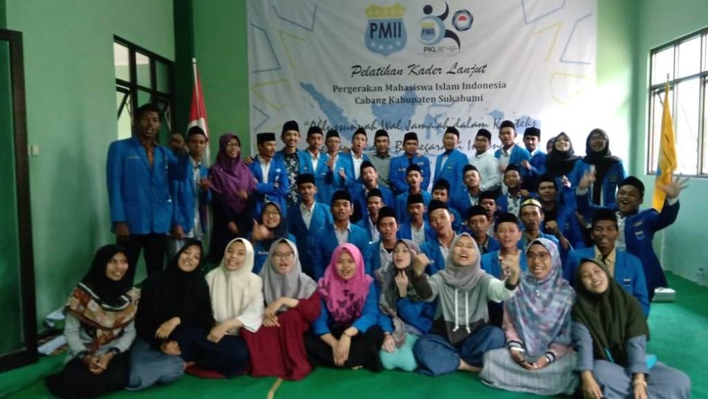 27 Aktivis PMII Jawa Barat Dibaiat sebagai Kader Mujtahid