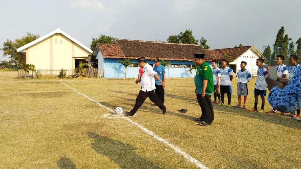 Kenalkan Ansor Melalui Turnamen Sepakbola