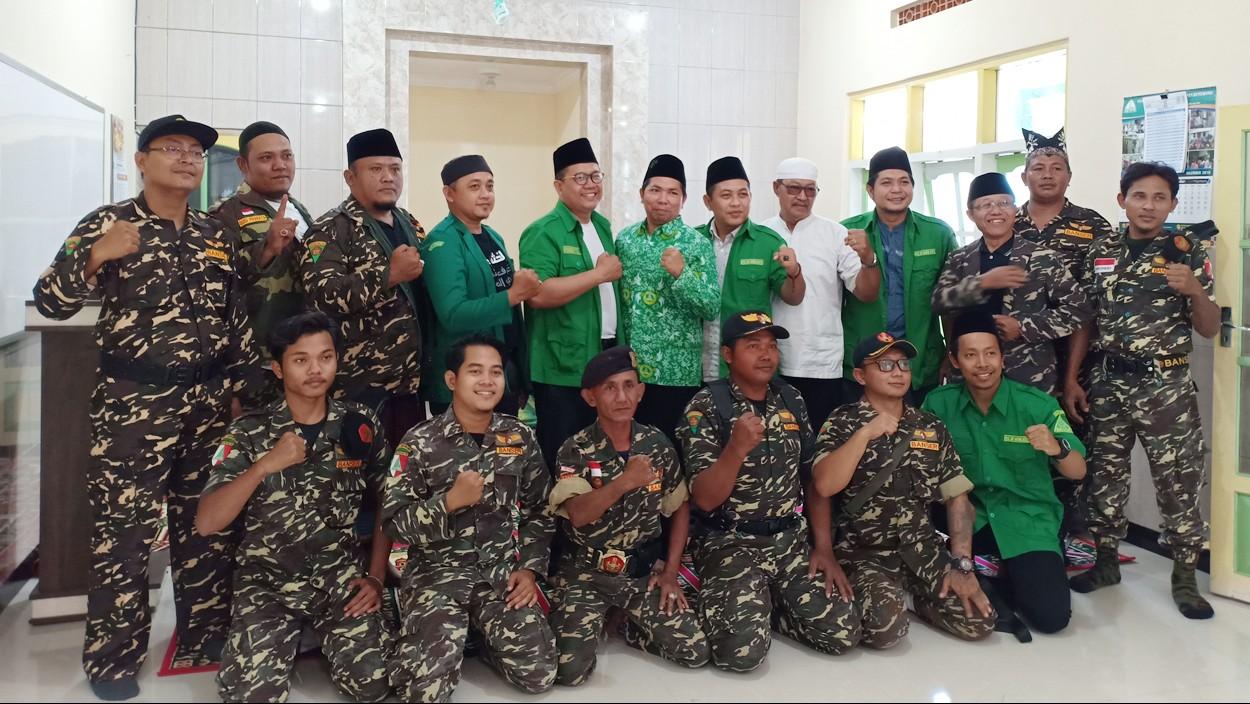 Sugito Kembali Pimpin PAC GP Ansor Banyuwangi, Ini Programnya