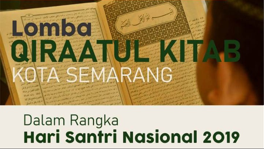 Peringati Hari Santri, Ini Agenda Lengkap di Kota Semarang