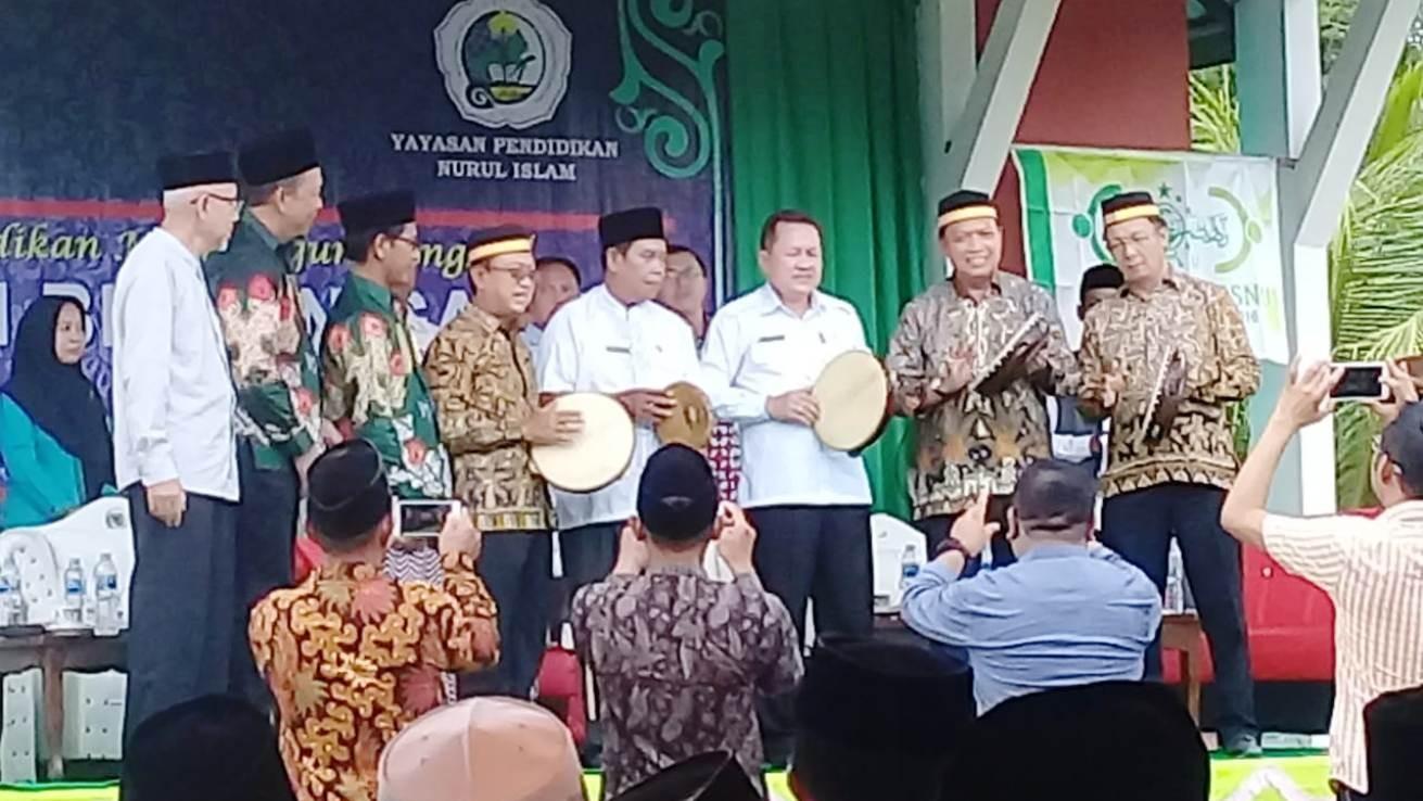 LAZISNU Bali Bantu Renovasi Ma'had Nurul Islam di Kalimantan Barat