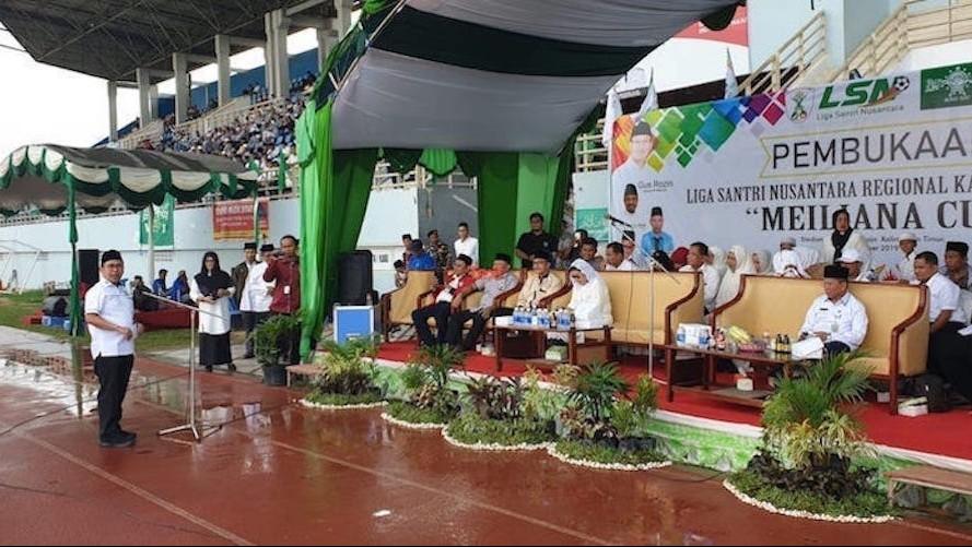 LSN 2019 Region Kalimantan I Berlangsung Secara Mandiri dan Profesional