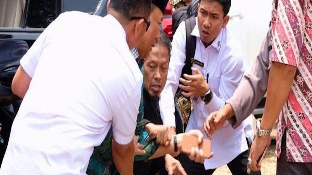 Serangan terhadap Wiranto, PBNU: Yang Diserang Keamanan Masyarakat