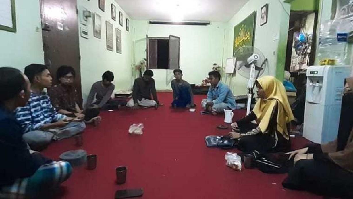 Mahasiswa Indonesia Lintas Organisasi Meriahkan Hari Santri 2019 di Mesir